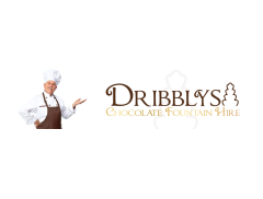 Dribblys - Chocolate Fountain Hire Logo