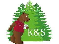 K & S Toilets Ltd Logo