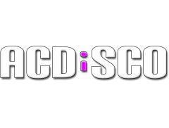 ACDiSCO Lighting and PA Hire Oxford Logo