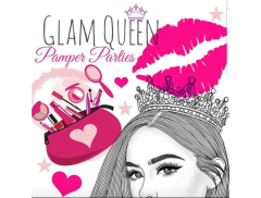 Glam Queen Pamper Parties Logo