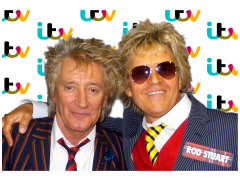 Rod Stewart Tribute Logo