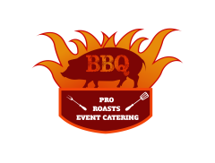 Pro Roasts Event Catering Logo