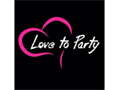 Love to Party Logo