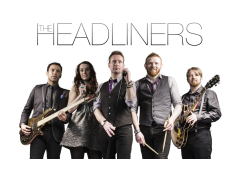 The Headliners Logo
