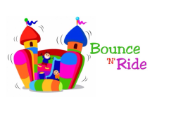 Bounce & Ride Hire Logo