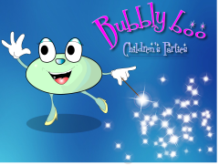 Bubblybooparties Logo
