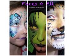 Faces 4 All Logo