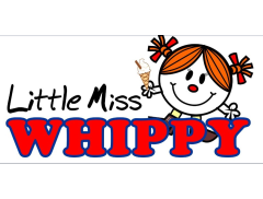 Little Miss Whippy Ice Cream Van Hire Logo