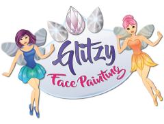 Glitzy Facepainting Logo