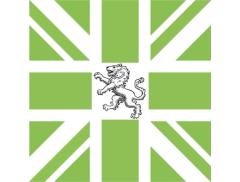 The English Florist Logo