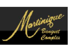 Martinique Banquets Complex Logo