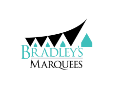 Bradley's Marquees Logo