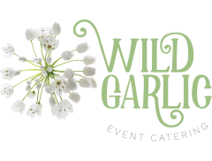 Wild Garlic Event Catering Logo