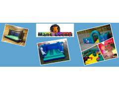 Mane Events Logo