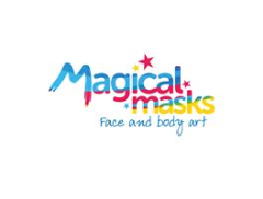 Magical Masks Face & Body Art Logo