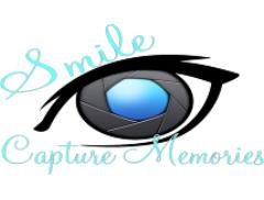 Smile Capture Memories Logo