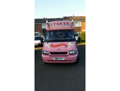 Stokes Ice Cream Logo