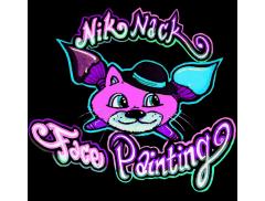 Nik Nack Face Painting Logo