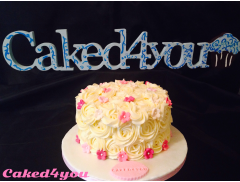 Caked4You Logo