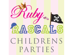 Ruby Rascals Children's Parties Logo