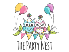 The Party Nest Logo