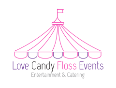 Love Candy Floss Logo