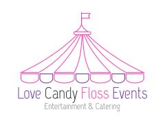 Love Candy Floss Logo