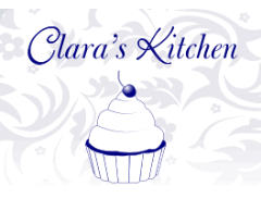 Clara's Kitchen Logo