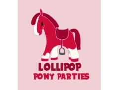 Lollipop Pony Parties Logo