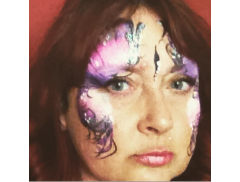 Louise Lowe Face Painting Logo
