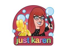 Just Karen Logo