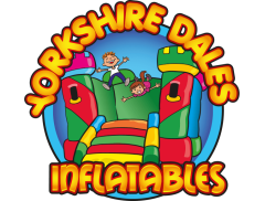 Yorkshire Dales Inflatables & Party Supplies Logo