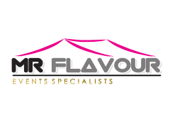 Mr Flavour Events Logo