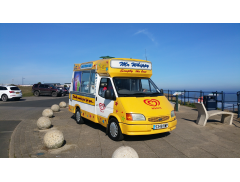 Monster Whippy Ice Cream Van Hire Logo