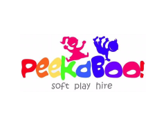 Peekaboo Soft Play Hire, Gainsborough, Lincolnshire Logo