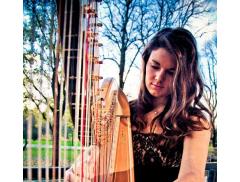 Megan Morris Harpist Logo