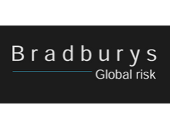 Bradburys Global Risk Security Logo