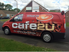 Cafe2U Stockport North Logo
