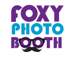 Foxy Photo Booth Logo
