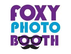 Foxy Photo Booth Logo