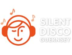 Silent disco Guernsey Logo