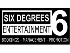 Six Degrees Entertainment Logo