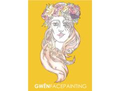 Gwenfacepainting Logo