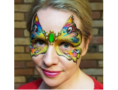Face Painting by Ewa Logo