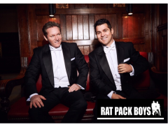 The Rat Pack Boys Logo