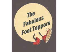 The Fabulous FootTappers Logo