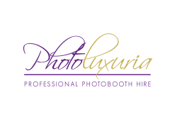 Photoluxuria Photobooth Hires Logo