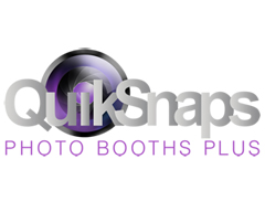 Quiksnaps Photo Booth Hire Logo