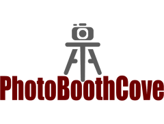 Photo Booth Cove Logo