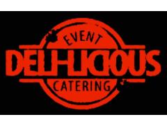 Deli-Licious Event Catering Logo